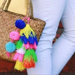 Large Bag Tassel 🌈